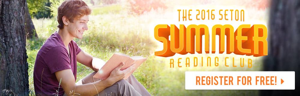 Seton Summer Reading Club