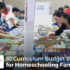 Curriculum Budget Buster Tips for Homeschooling Families - Amanda Evinger