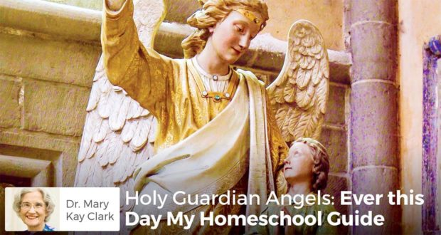 Holy Guardian Angels: Ever this Day My Homeschool Guide - Dr. Clark