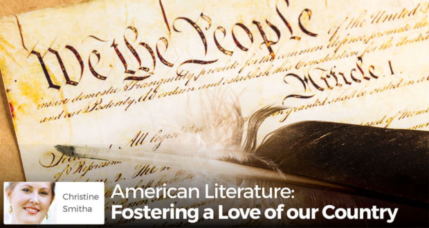 American Literature at Seton: Fostering a Love of our Country - Christine Smitha