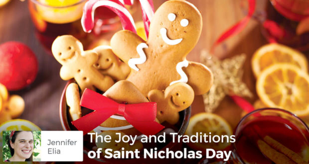 The Joy and Traditions of Saint Nicholas Day - Jennifer Elia