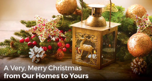 A Very, Merry Christmas from Our Homes to Yours - Seton Staff