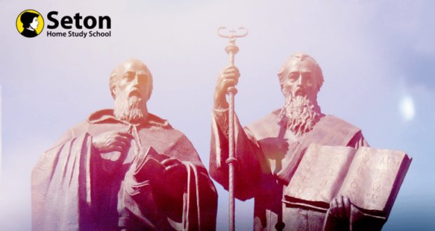 Sts. Cyril and Methodius - Apostles to the Slavs