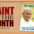 Saint of the Month - October - JPG