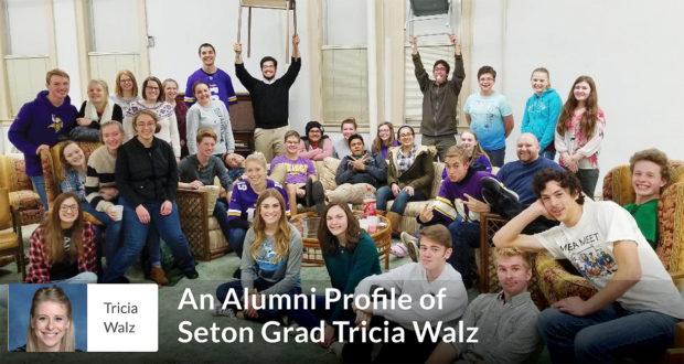 Tricia Walz - An Alumni Profile of Seton Grad Tricia Walz