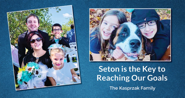 Seton is the Key to Reaching Our Goals