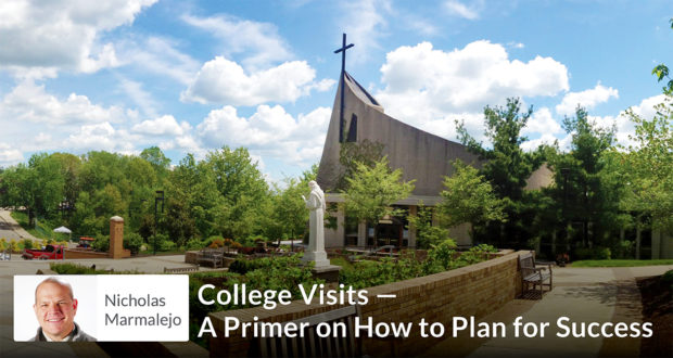 Nick College visits—A primer on how to plan for success