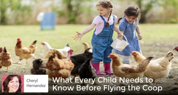 What Every Child Needs to Know Before Flying the Coop