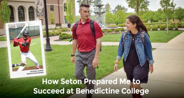 How Seton Prepared Me for College