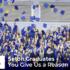 Seton Graduates - You Give Us a Reason for Hope