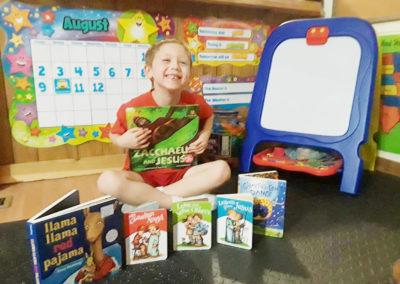 Robbie -Kindergarten